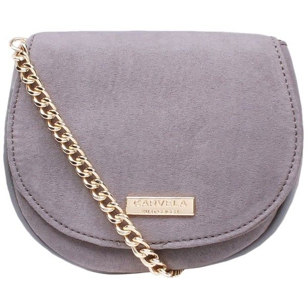 Carvela Gabby Matchbag Clutch Bag (66 AUD) ❤ liked on Polyvore featuring bags, handbags, clutches, grey, man bag, crossbody purses, hand bags, fold-over clutches and purse clutches