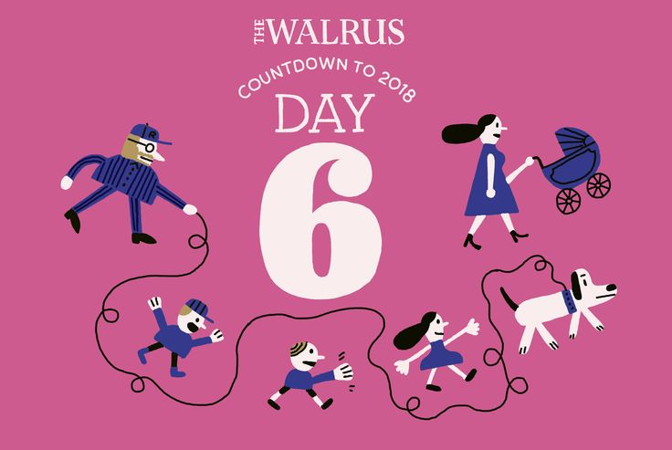 From Adam Gopnik's never-ending dinner argument to a meditation on the science of loneliness, today we look at family, relationships, and all the wonderful and weird ways we find—and express—love. https://thewalrus.ca/2017-countdown-day6/
