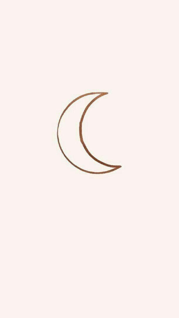 Pink | Moon | Wallpaper