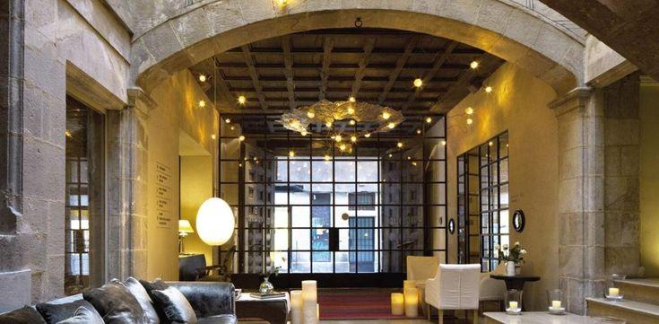 Siete hoteles de lujo en España en los que dormir al menos una vez en la vida . Noticias de Ocio