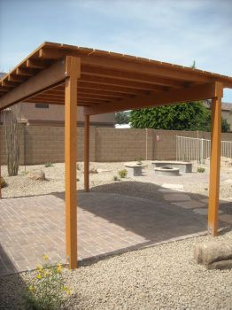 Beau Ramada Design Ideas | Ramadas U0026 Backyard Shade Structures By Hawkeye  Landscaping