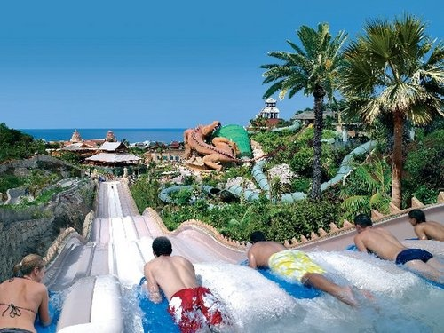 Siam Parque, Tenerife, Canary Islands