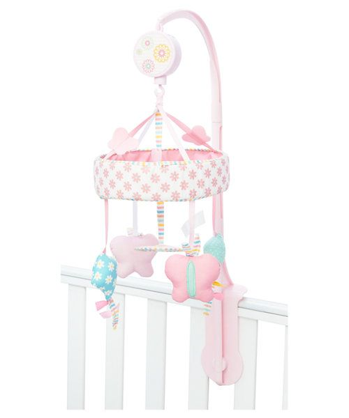 mothercare butterfly fields mobile