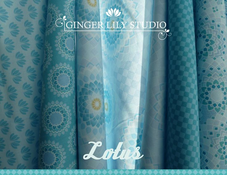 Lotus Collection cw02 by Ginger Lily Studio