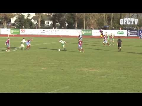 Guernsey FC 1, Badshot Lea 1 - Allen comes up trumps