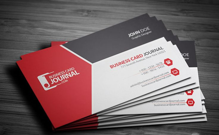 Ultimate Collection Of Business Cards Design  Examples