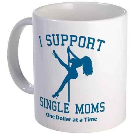 cool Bl I Support Single Moms Coffee Mug Check more at https://ballzbeatz.com/product/bl-i-support-single-moms-coffee-mug/