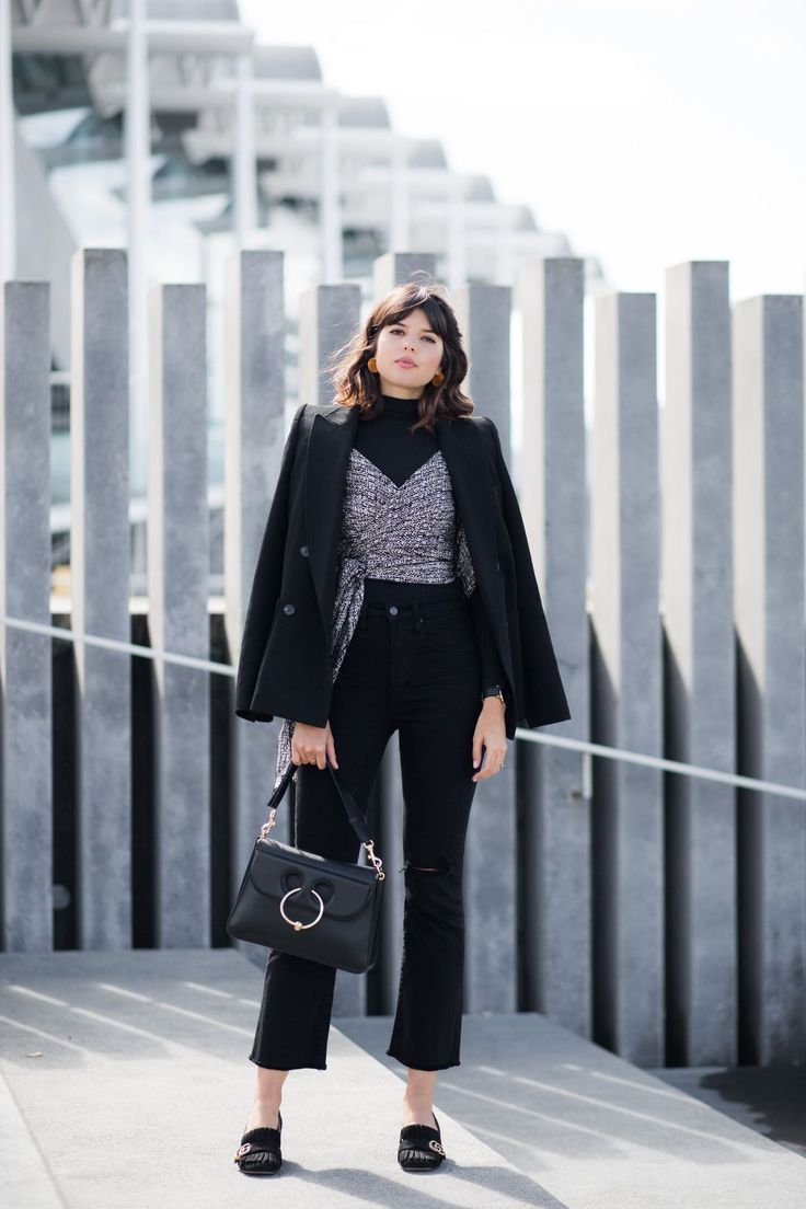 The ever-versatile cropped flare is undeniably the jean of the season. Match a pair of light-wash kick-flare jeans with a crisp button up and a blush pea coat. Accessorise with white sneakers and a...