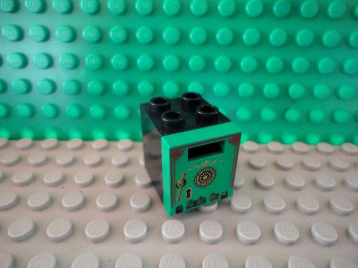 LEGO 1 черный с зеленой двери 2x2x2 Western магазин безопасно шкаф контейнер шкаф | Игрушки и хобби, Конструкторы, Конструкторы LEGO | eBay!