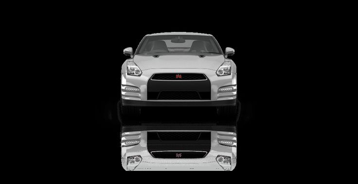Tuning Of Nissan GT-R Coupe 2010 - 3DTuning