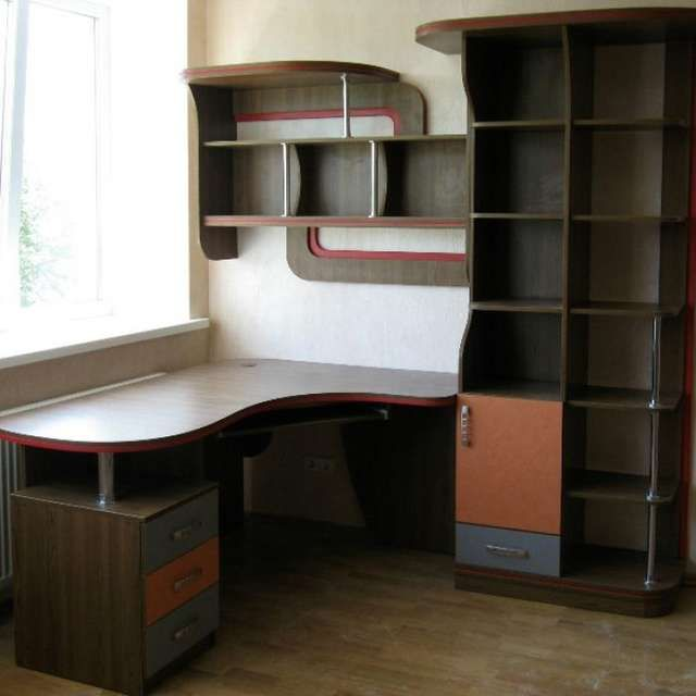 угловой стол со стеллажом в детскую: 67 тис. зображень знайдено в Яндекс.Зображеннях