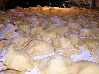 Food Italian Blog: Cialzons o Agnolotti Friulani