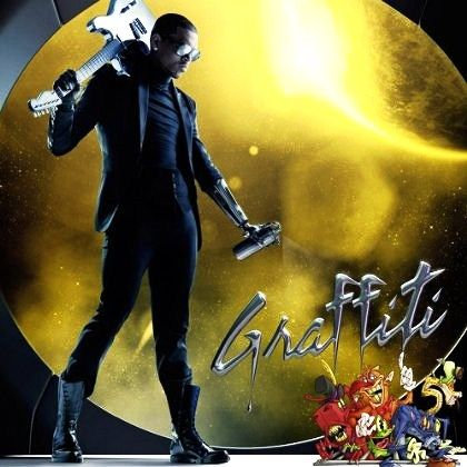 Chris Brown's 'Graffiti' Deluxe Edition Cover And Tracklisting ...