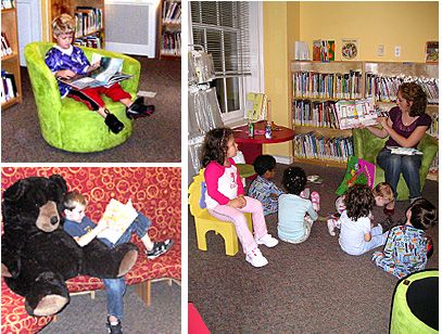 22 best childrens libraries images on pinterest childrens the huguenot childrens library is the new rochelle ny public librarys branch devoted exclusively sciox Images