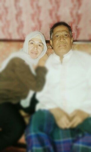 My Mom and Dady