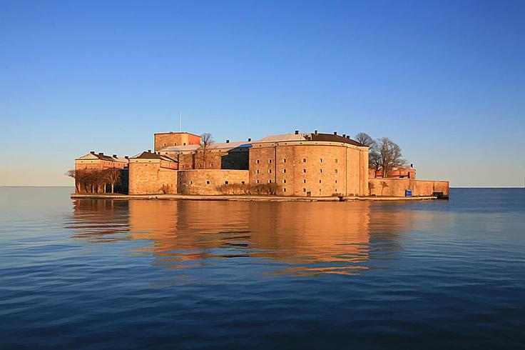 Vaxholm Castle, Sweden Kastellet