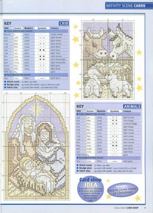 Gallery.ru / Фото #1 - Cross Stitch Card Shop 20 - WhiteAngel