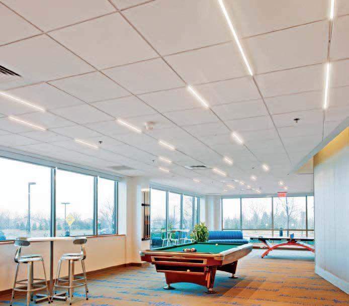 Drop Ceiling Lights Ideas