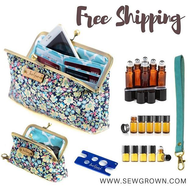 48 Hour FREE SHIPPING sale on all orders over $35!  Code: freeshipspecial352 (Not valid with other coupons, domestic only) www.SewGrown.com Link in bio! **** #essentialoilcase #essentialoilsrock #essentialoilhealth #essentialoils #doterraessentialoils #doterra #doterraoils #oilylife #oillife #essentialoil #aromatherapy #aromazone #naturalhealing #youngliving #younglivingoils #younglivingessentialoils #younglivingessentialoil
