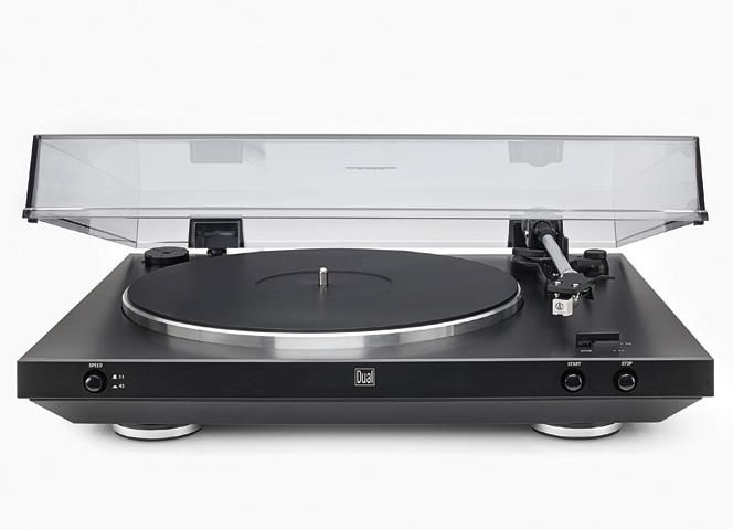 Turntable maker Dual launches three new budget decks