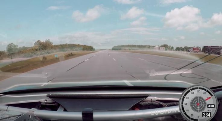 Lucid Motors Removes Its Electric Car's Speed Limiting Software Hits 235 MPH