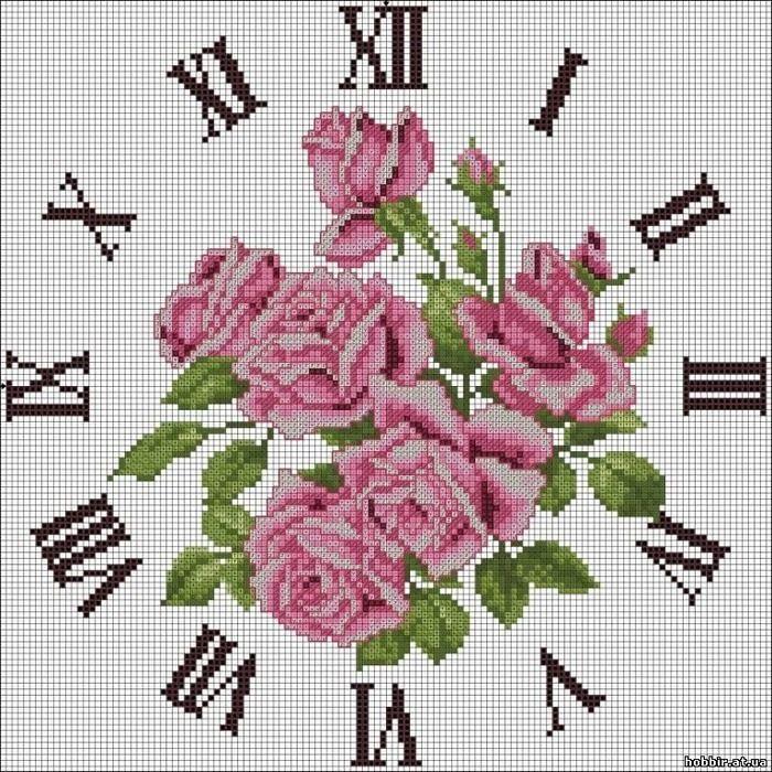 Gallery.ru / Фото #26 - часы (без ключа) - anethka