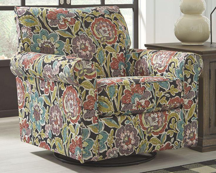 Park Art|My WordPress Blog_Ashley Swivel Glider Accent Chair