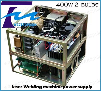 (2306.00$)  Know more - http://aiclj.worlditems.win/all/product.php?id=32793021676 - Laser welding machine dedicated power supply touch screen control. light stability two layer box 2 bulbs  two yag lamp 400w