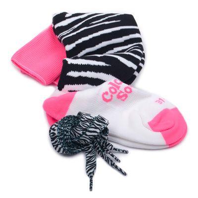Zebra- Zebra by ColorMeSocks™