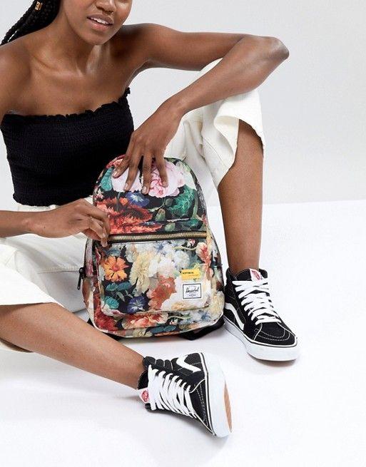 5b97d8d713b Herschel x Hoffman Grove Floral Backpack