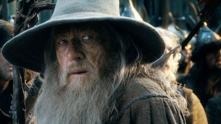 Primeiro comercial de tv de O Hobbit – A Batalha dos Cinco Exércitos