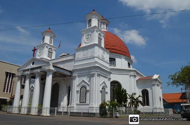 Semarang  (part 1) : Jalan Sendiri Keliling Kota Semarang