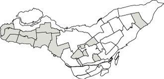 Ville de Montréal - Where I live