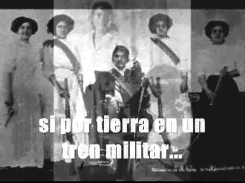 "Corrido ""La Adelita"" (with lyrics in Spanish)"