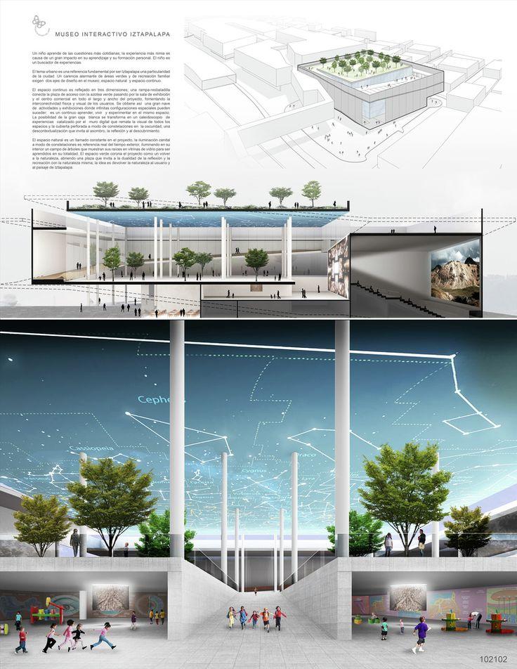 1000 ideas about laminas de presentacion arquitectura on for Laminas arquitectura