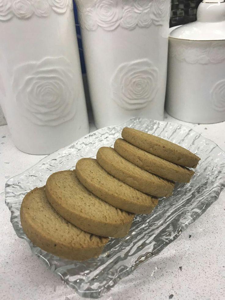 Tarçınlı bisküvi