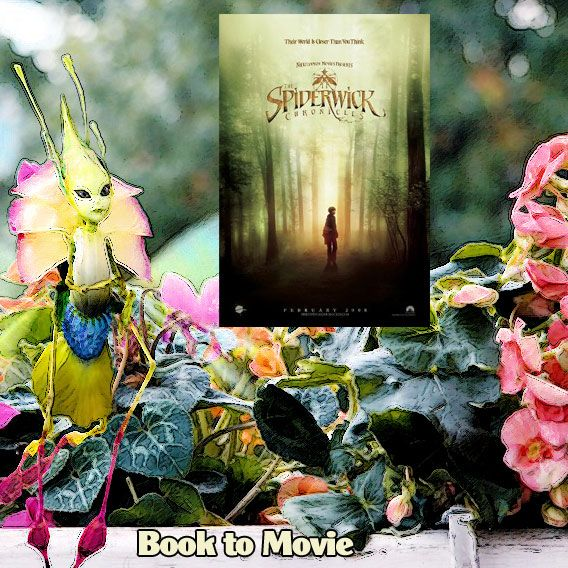 """Fly while you can, griffin! I swallowed an ogre whole. You could be next!"" The Spiderwick Chronicles (2008) Director: Mark Waters. Authors Tony DiTerlizzi and Holly Black, 2003-2008. Stars: Freddie Highmore, Sarah Bolger, David Strathairn, Freddie Highmore, Mary-Louise Parker, Nick Nolte, Sarah Bolger, Andrew McCarthy, Joan Plowright, Seth Rogen, Martin Short."