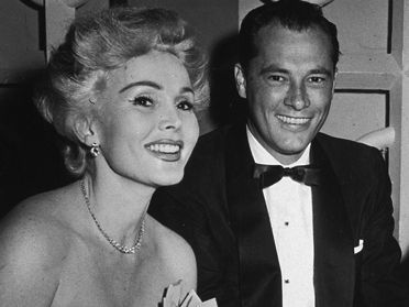 Trivia Today-Conrad Hilton is perhaps the most famous of all  Zsa Zsa's husbands. The founder of the Hilton hotel chain and great-grandfather to Paris Hilton .