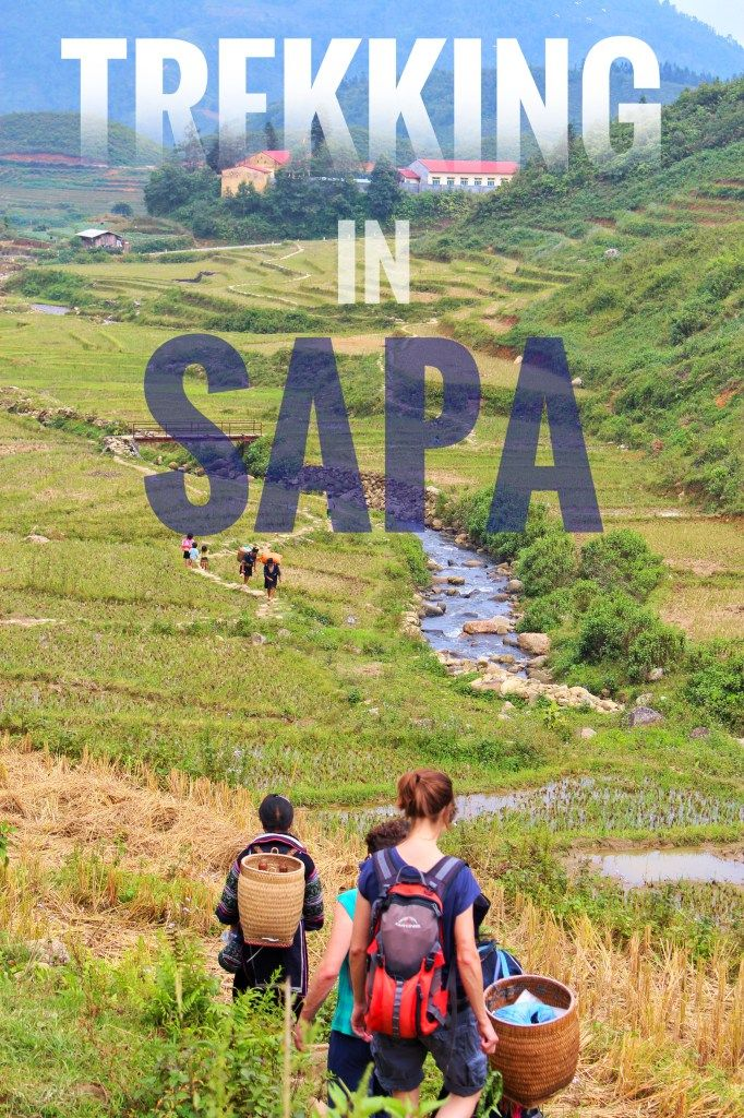 I was travelling alone in Sapa, Vietnam and decided to join Sapa O'chau's 2D1N trekking tour. We walked through beautiful mountains, padi fields and villages full of local charm.