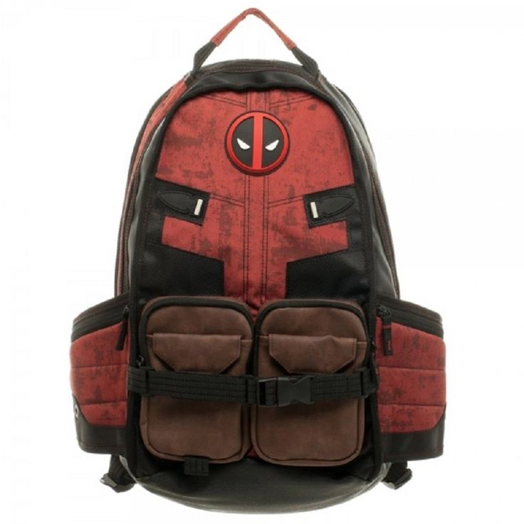 Sam deadpool backpack Look what I found on AliExpress