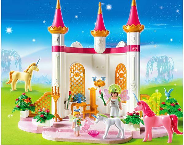 unicorn fairy castle