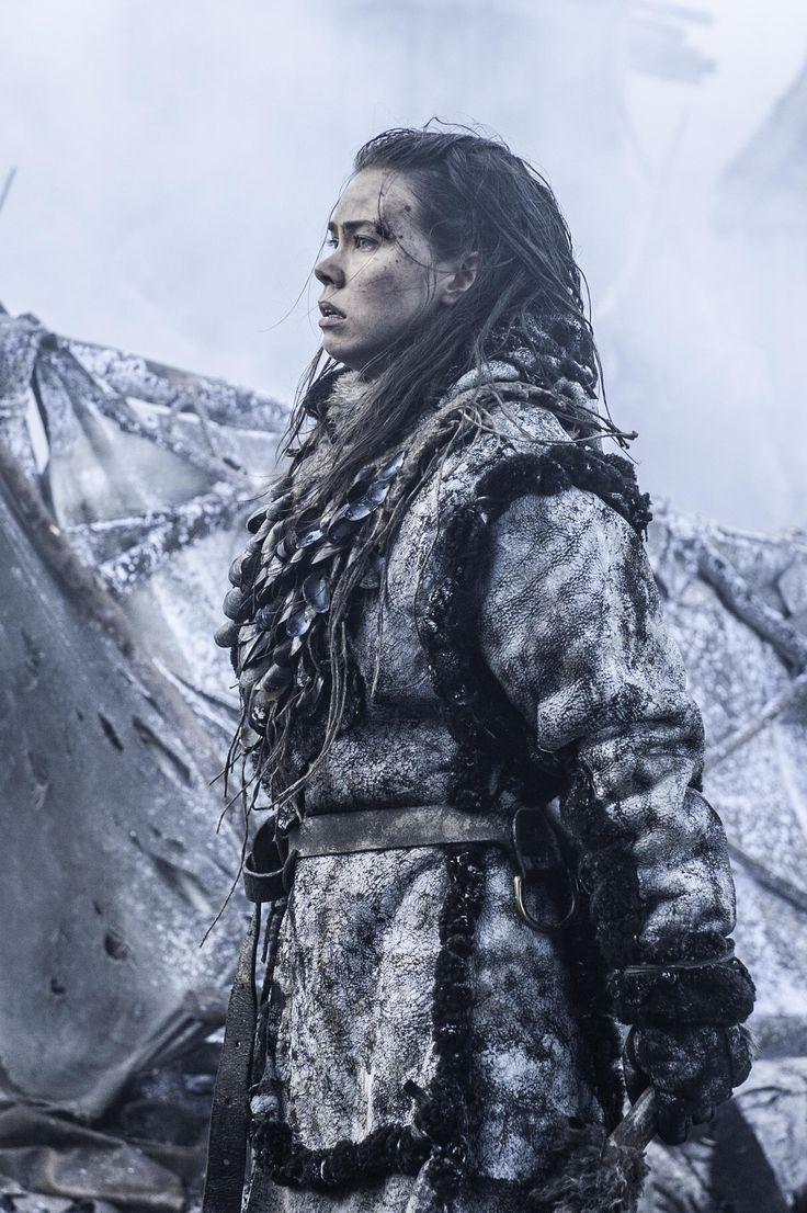 Detail of Wildliing costume Game of Thrones - Album on Imgur
