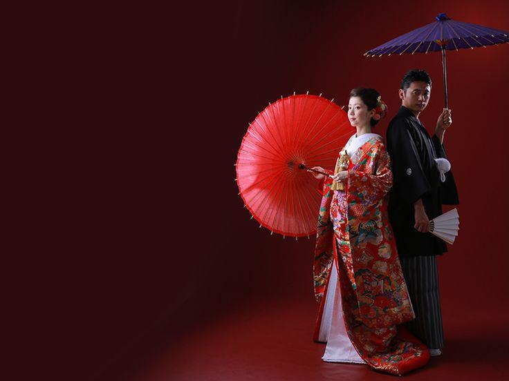 写真 東京での神社結婚式/神社挙式を格安の49,800円で。神社での神前式・和婚なら 【和婚スタイル】へ