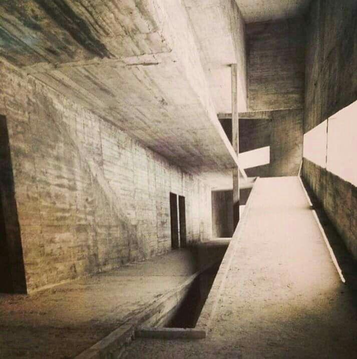 Faup under constrution - Álvaro Siza Vieira