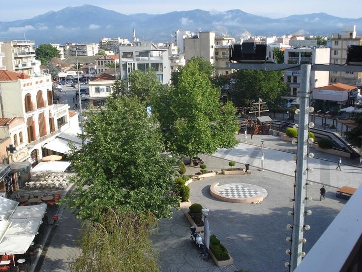 Komotini, Thrace, Greece