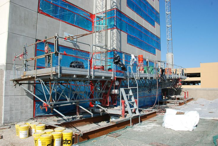 Long Span Scaffolding : Pin by superior scaffold on mast climber pinterest