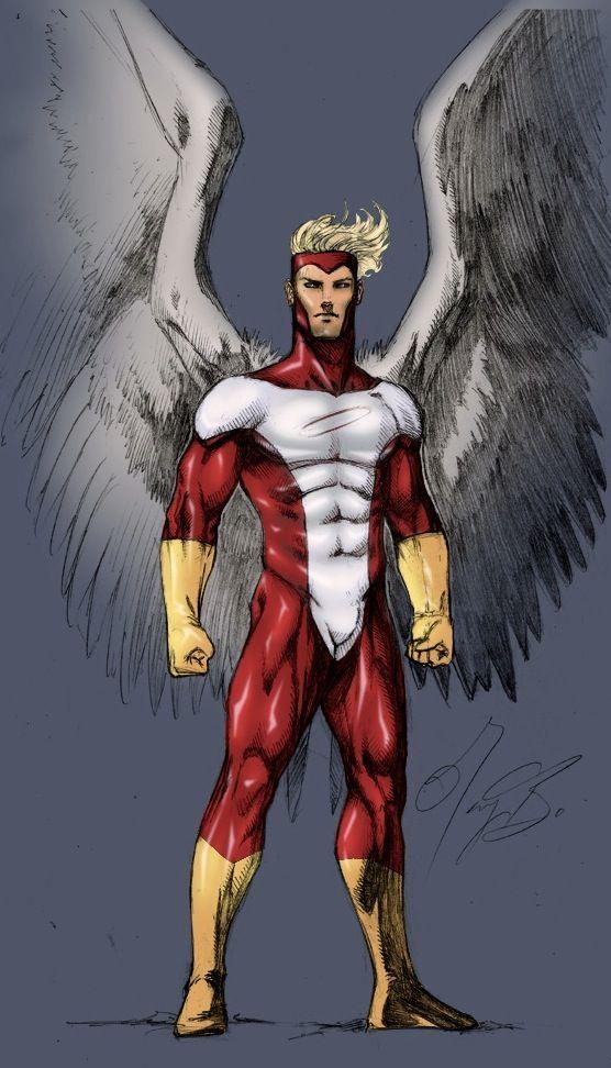 X-Men: Anjo #Marvel