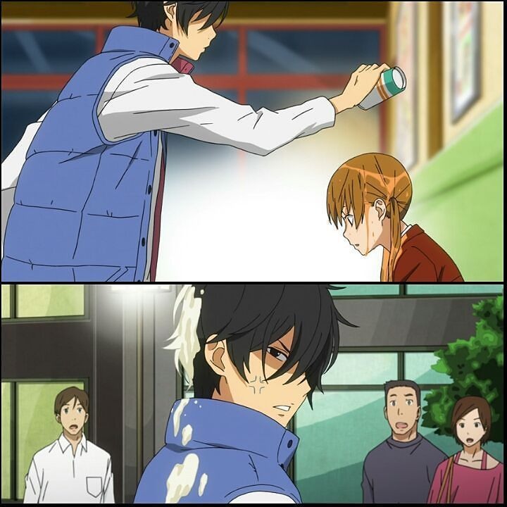 Anime : Tonari no kaibutsu-kun  #anime #otaku #mangas #tonarinokaibutsukun #mylittlemonster #haru #tonari #animelover #animeflv #jkanime #animegirl #animefans #animes #shojo #shonen #shoujo #moments #animekawaii #animelove #animeromance #animecosplay #sliceoflife