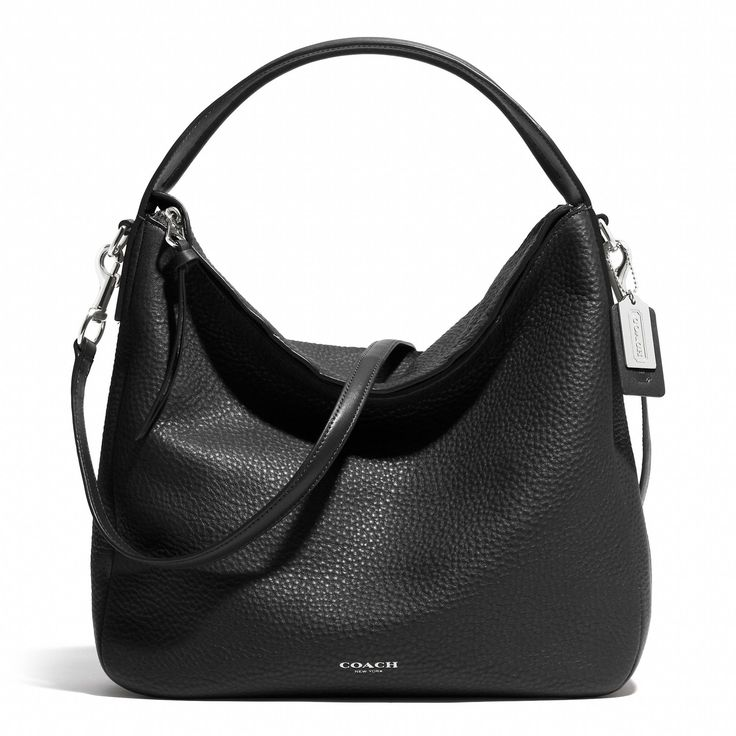 Bleecker Sullivan Hobo in Pebbled Leather