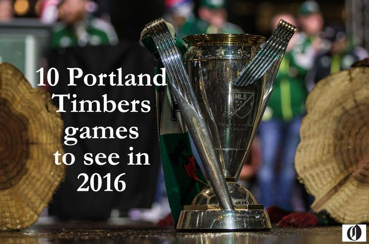 Major League Soccer and the Portland Timbers released the 2016 MLS regular season schedule Thursday. Here's are 10 Timbers games that fans should circle on their calendar.